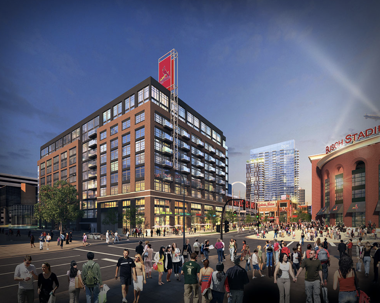 Ballpark Village Phase II Approved