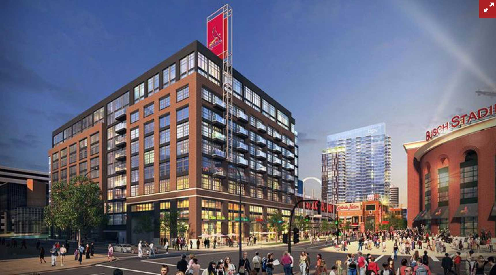 How Ballpark Village's Pennant Building stacks up against tallest buildings on our list