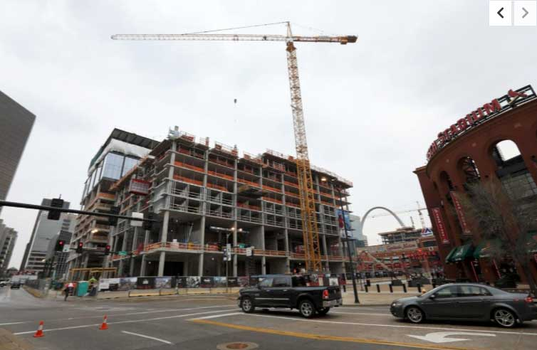 Ballpark Village getting new $65 million hotel because 'St. Louis is a city of the future'
