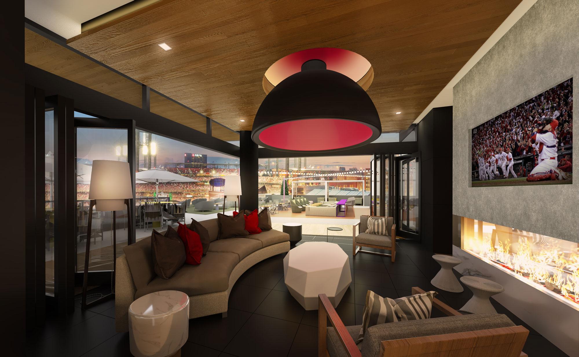 One Cardinal Way Lounge