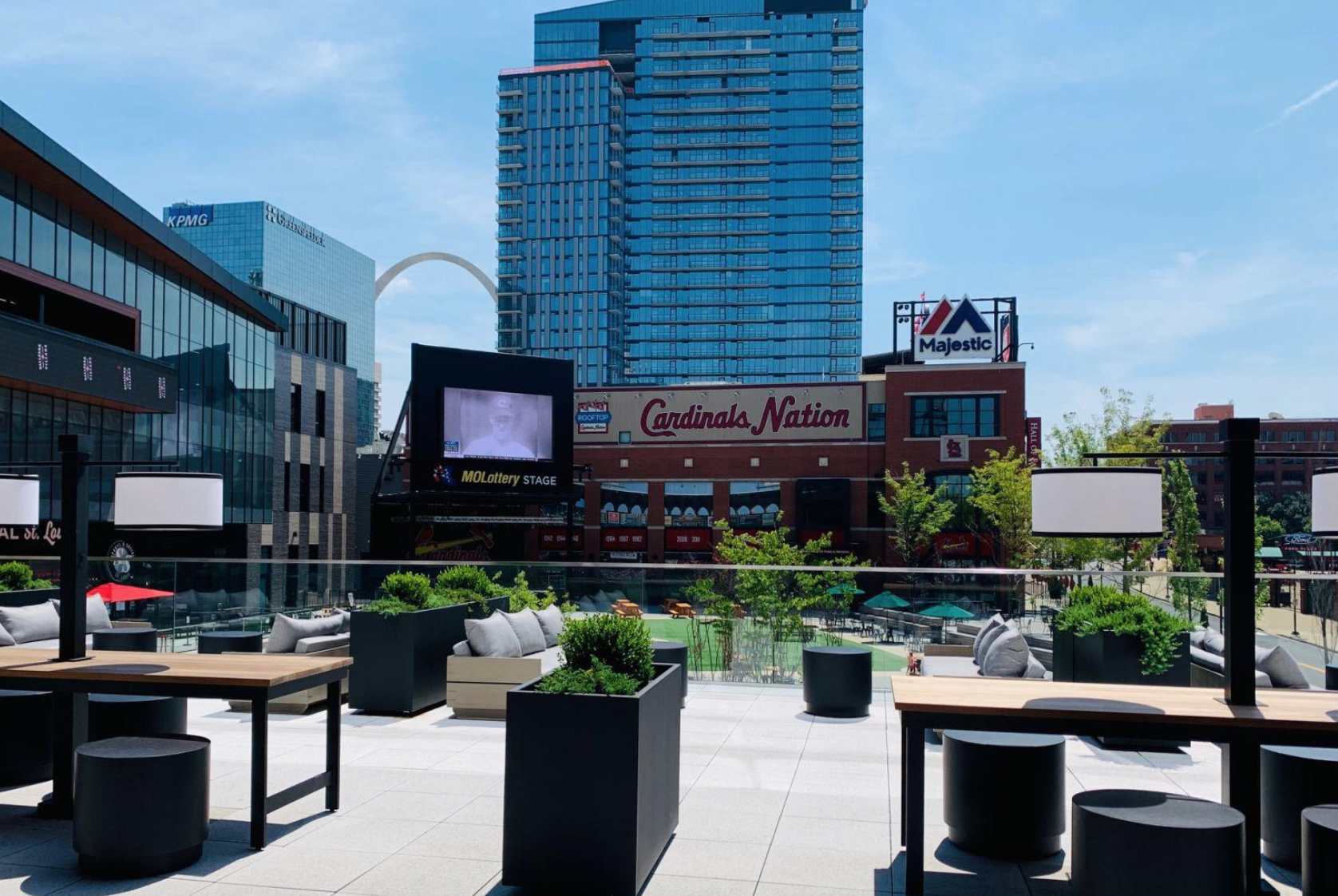 Sports & Social, the Bullock bring more outdoor entertainment options to Ballpark Village